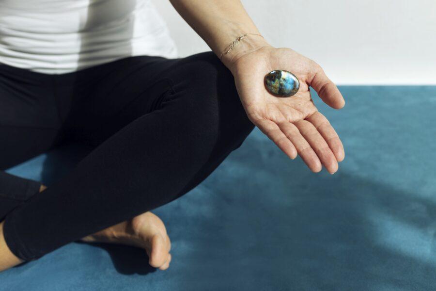 Medaliony i mydełka medytacyjne
